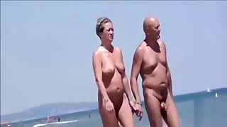 Nude Beach - Hot Public Sex